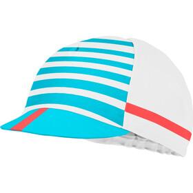 Castelli Free Kit copricapo Uomo blu/bianco